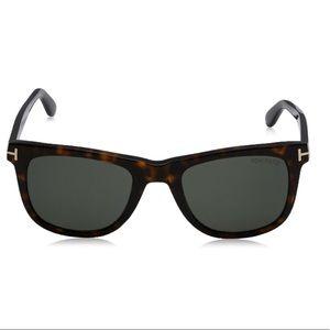 Men's Tom Ford Leo Tortoiseshell Sunglasses